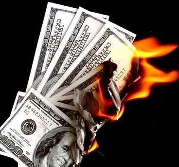 money-on-fire - 6 PPC Mistakes to Avoid Immediately